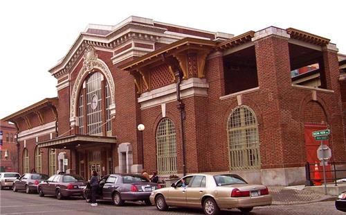 Yonkers Train